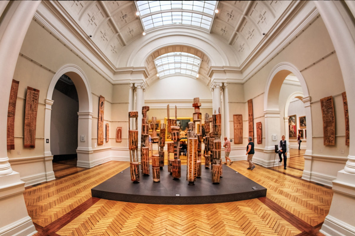 Headline for Best Art Galleries in Sydney – An Eclectic Blend of Tradition and Modern Treasures