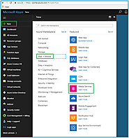 Start work with Microsoft Azure Media Service