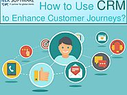How to Use CRM to Improve Customer Journeys?