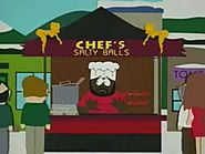 The song Chocolate Salty Balls from South Park reached No. 1 on the UK Singles Charts