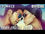 Manma Emotion Jaage - Dilwale | Varun Dhawan | Kriti Sanon | Official New Song Video 2015