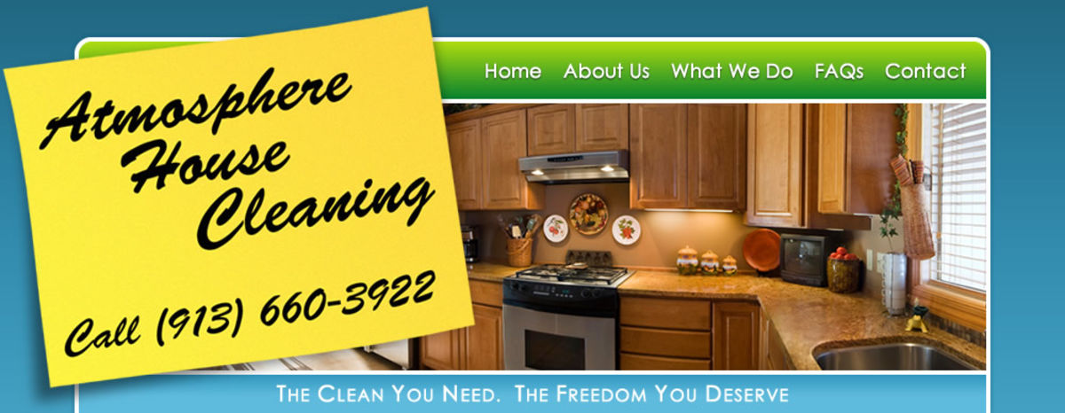 Headline for House Cleaning in Olathe & Overland Park