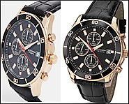 Pick a Right Wrist Watch for Men Online