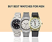 Choose the Branded Watch at Your Budget