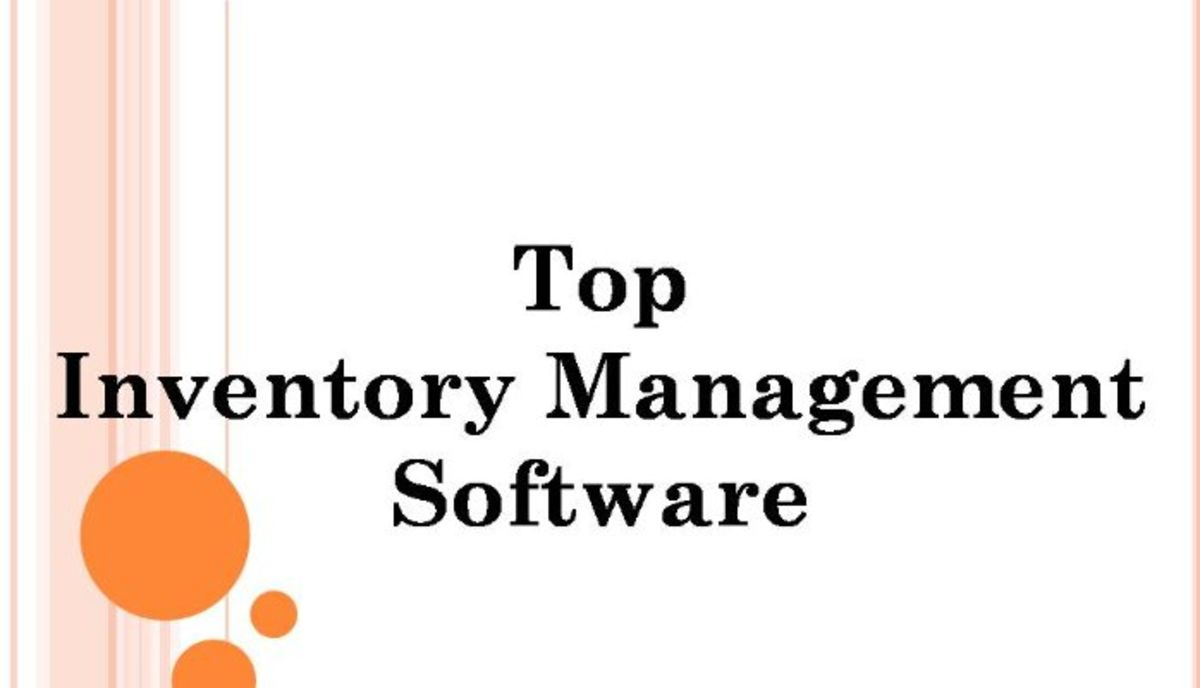 Headline for List of Top 5 Inventory Management Software
