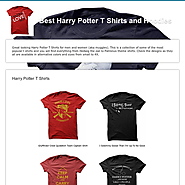 Best Harry Potter T Shirts and Hoodies