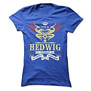 its a HEDWIG Thing You Wouldnt Understand ! - T Shirt, Hoodie, Hoodies, Year,Name, Birthday