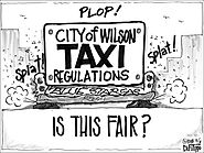Our Opinion: Taxi service closure should spur Wilson to fix zany cab rules | The Wilson Times