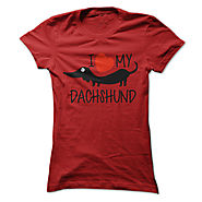 Dachshund T-Shirts for Women and Men