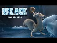 Ice Age 5: Collision Course - Scrat In Space | Official Movie Short Teaser Trailer (2016) [HD]