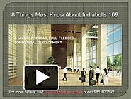 Some Best Things Investors Needs To Know About Indiabulls 109
