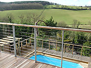 The Beauty and Benefits of a Stainless Steel Wire Rope Balustrading