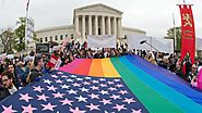 Gay marriage was legalized across the United States.