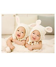 Free Image on Pixabay - Baby, Twins, 100 Days Photo