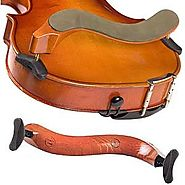 Mach One Viola Maple Wood Shoulder Rest