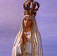 Our Lady of the Rosary - Fatima, Portugal (1917)