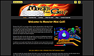Welcome to Monster Mini Golf