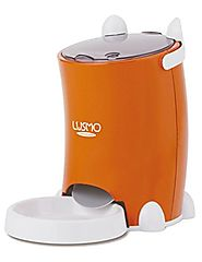Lusmo Automatic Pet Feeder Orange - English Ver.