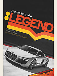 Audi Made Awesome Posters For Its Biggest Fans - Petrolicious