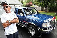 Ripped from the Headlines: Blind Man Restores Ford Ranger! - Ford-Trucks.com