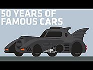 The 50 Most Famous Cars From The Last 50 Years