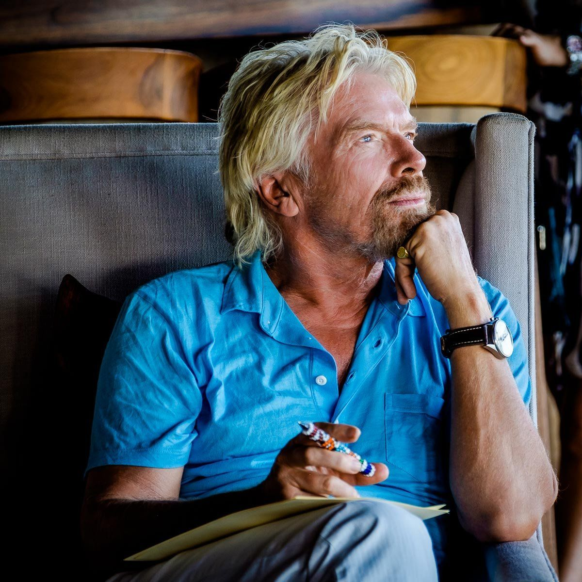 Headline for Richard Branson's 10 step guide to actionable lists