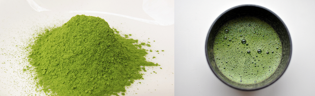 Headline for Matcha Green Tea Powder - Online