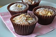 Sweet and savoury cupcake recipes
