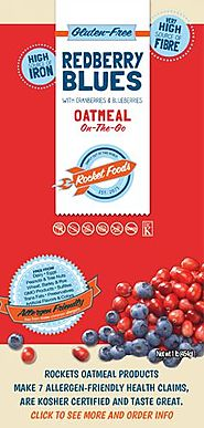 Get Wheat Free Oatmeal Online