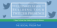 The Ultimate Guide To Building Your Twitter Presence