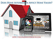 How Much Are Home Prices Affected by Home Automation?