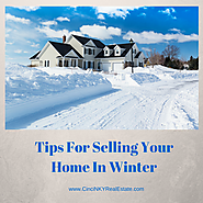Tips For Selling Your Home In Winter