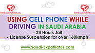 USING MOBILE PHONE WHILE DRIVING IN KSA