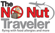 Nut allergy travel