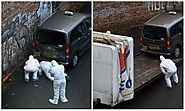 Dundee rape: grey taxi towed away as forensics scour scene - Evening Telegraph