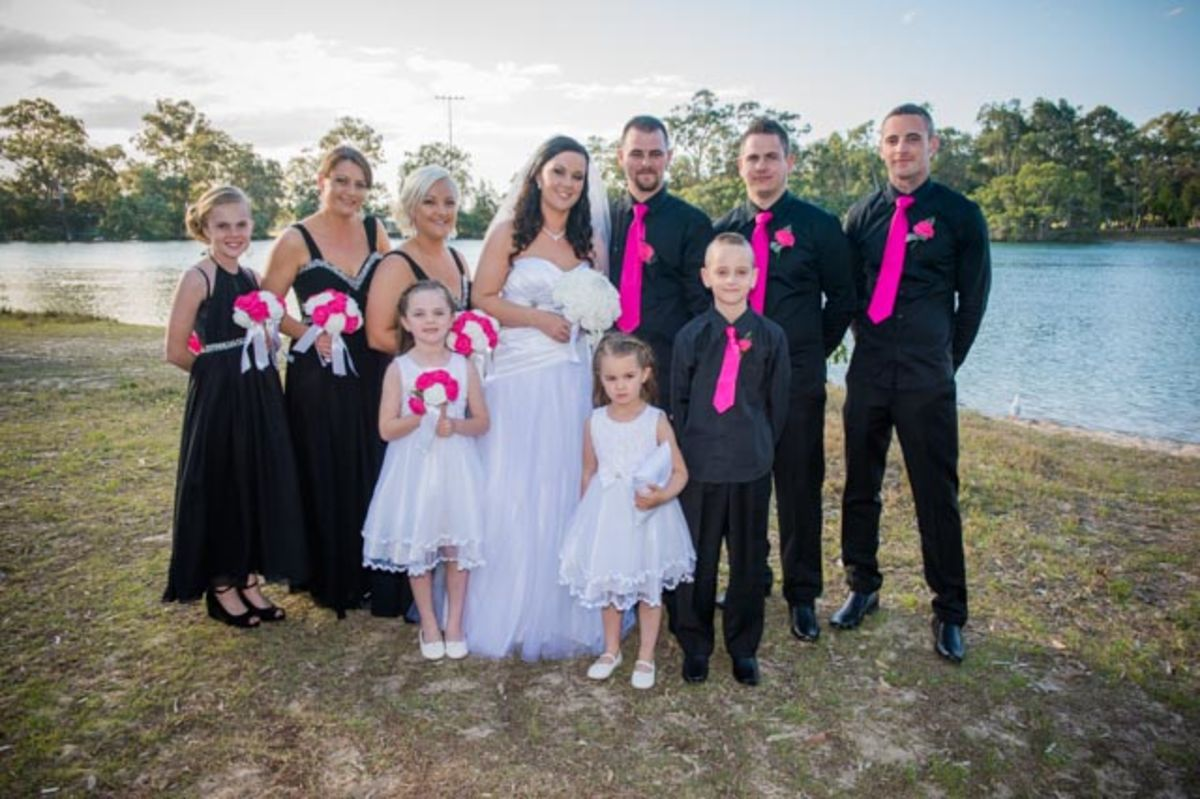 Headline for Beach Weddings & Elopement Packages | Wedding Celebrant Gold Coast