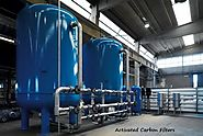Activated Carbon Filter and Increase in Efficiency for Water System