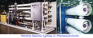 Reverse Osmosis (RO) System for Water Purification