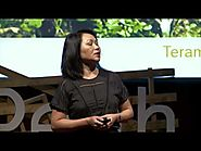 Being a refugee is not a choice: Carina Hoang at TEDxPerth