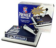 PREMIER Supermatic Cigarette Injector Machine