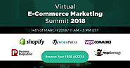 Virtual E-Commerce Marketing Summit 2018