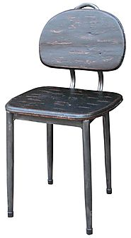 Annie Suitcase Chair | Restaurant Furniture, Cafe Chairs, Dining Chairs