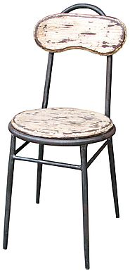 Alfred Handbag Chair | Restaurant Furniture, Cafe Chairs, Dining Chairs