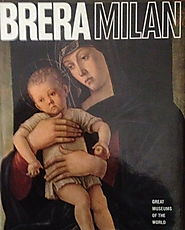 Brera Milan( Great Museums of the World)