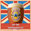 Newcastle Brown Independence Eve