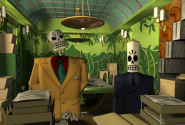 Grim Fandango - An epic tale of Crime and Corruption