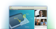 WebEx Meetings: Web Conferencing with high-definition video | WebEx
