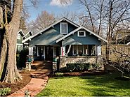 MLS# 3135508 815 E Worthington AVE Charlotte NC