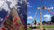 Delaware Students Have Just Built World's Tallest Lego Tower