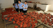 22 Tons of Fake Beef Seized in China